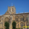 Sherborne Abbey in Dorset