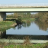 A6 bridge over the River Soar, Barrow upon Soar, Leicestershire