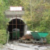 The Main Strike mine tunnel at Amberley, West Sussex