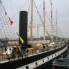 Deck view of SS Gt Britain