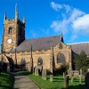 St Giles Parish Church, Matlock, Derbyshire