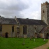 St Edmunds Church, Caistor St Edmund, Norfolk