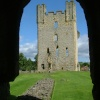 Helmsley Castle, North Yorkshire