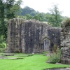 At Whalley Abbey, Whalley, Lancashire