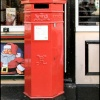 Victorian Postbox, Exchequer Gate, Lincoln