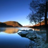 Dawn on the Lake, Cumbria