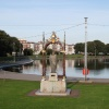 Southsea - Lake & Monument nr Pier