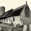 Church at Barsham, Suffolk
