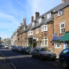 Shops on High Street East, Uppingham, Rutland