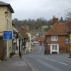 Looking out of town, Saffron Walden, Essex
