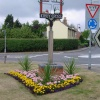 Village Sign of Kirby Cross, Essex