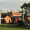 Lund Village, East Riding of Yorkshire