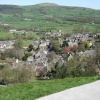 Castleton from Peveril Castle