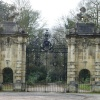 Lion Gates, Welbeck Abbey, Worksop, Nottinghamshire