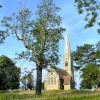 Scorborough church, East Riding of Yorkshire
