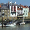 The harbour, Whitby, North Yorkshire