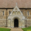 Church Porch, Castle Rising, Norfolk