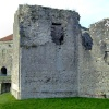 Portchester castle, near Portsmouth