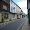 Town centre, Diss, Norfolk