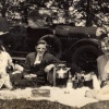 Picnic at Knaresborough 1928
