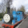'Day Out With Thomas' at Didcot Railway Centre, Oxfordshire