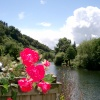 By the river at Symonds Yat