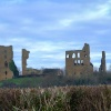 Sheriff Hutton castle (Ruins)