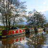 Canal Boats near Fradley Junction