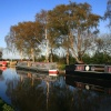 Canal near Alrewas