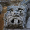 Grotesque on St Remigius Church
