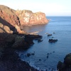 The cliffs at St.Abbs, near Berwick-Upon-Tweed