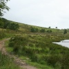 Walk around Dean Clough Reservoir