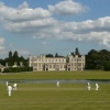 Cricket at Audley End