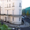 Bldg. across Westbourne Terrace from our hotel