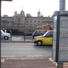 Tower of London from Bus Stop