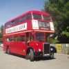 Bitton Red Bus