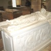 Chapel - Marble Effigy of Lord HADDON