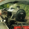 The Haverthwaite Steam Railway