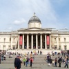 The National Gallery, Trafalgar Sq.