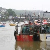 Fishing boats at Looe, Cornwall