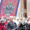 Spennymoor Heritage Banner at Durham Miners Gala 2008