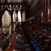 Choir stalls of Ely Cathedral