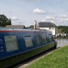 Grove lock, Grand Union Canal, Grove, Nr. Leighton Buzzard