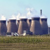 Ferrybridge power station.
