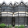 Little Moreton Hall,The National Trust