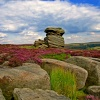 Millstone Edge, Derbyshire, Peak District