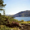 Landscape at Kyle of Lochalsh