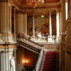The grand staircase, the Foreign Office, London