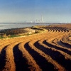 Furrows at Motney Hill, Lower Rainham, Kent