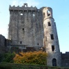 Side of Blarney Castle